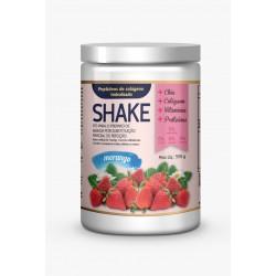 Shake 4YourFamily Auxilia Emagrecer Complemento e Suplemento Alimentar Morango 550g