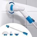 Mop Esfregão Limpeza Prática Scrubber 360 Uitech